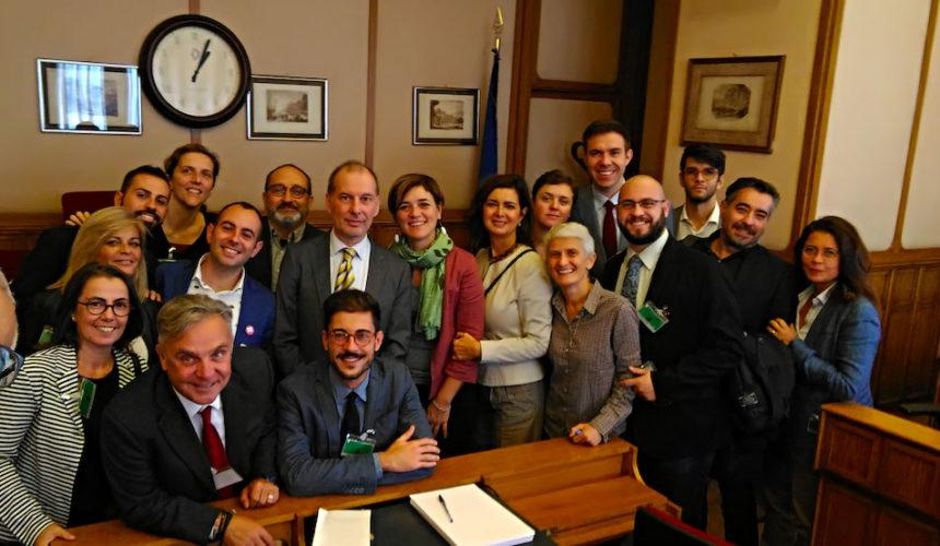 Camera, ARCO partecipa all'incontro tra deputate LeU e associazioni Lgbti
