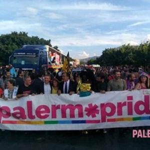 Palermo Pride, in 50.000 sfilano nel capoluogo siciliano