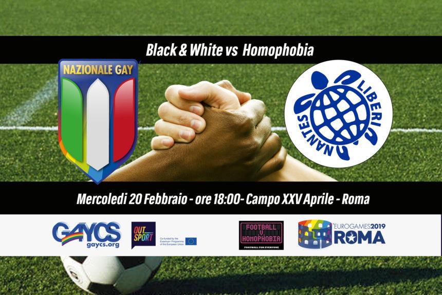 Sport, Nazionale gay e rifiugati in campo contro le discriminazioni