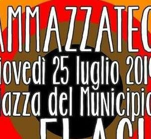 Vercelli, sostegno alla manifestazione contro Cannata