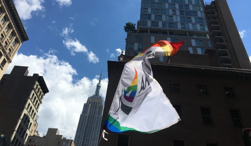 Arco al World Pride: in 5 milioni a New York – Foto e video