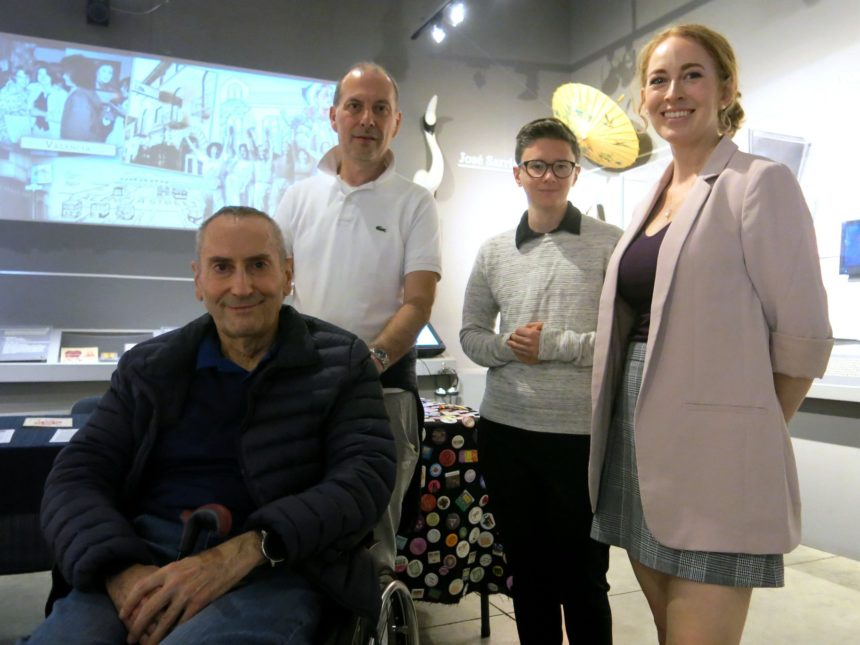La GLBT Historical Society accoglie Franco Grillini e Roberto Dartenuc