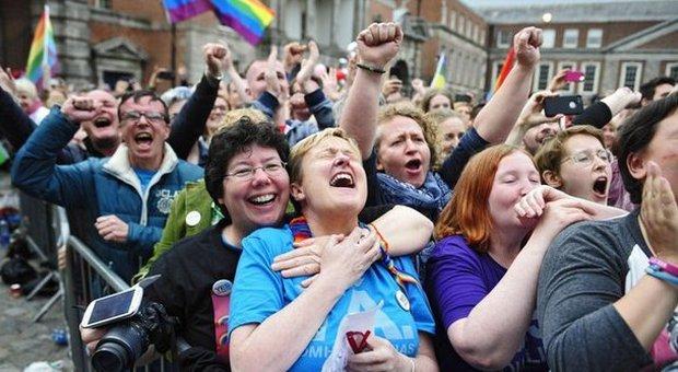 Irlanda, riconosciuto il matrimonio omosessuale