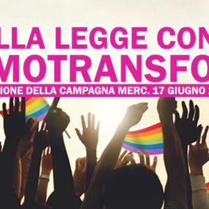 Legge contro l'omotransfobia, nasce il comitato a sostegno