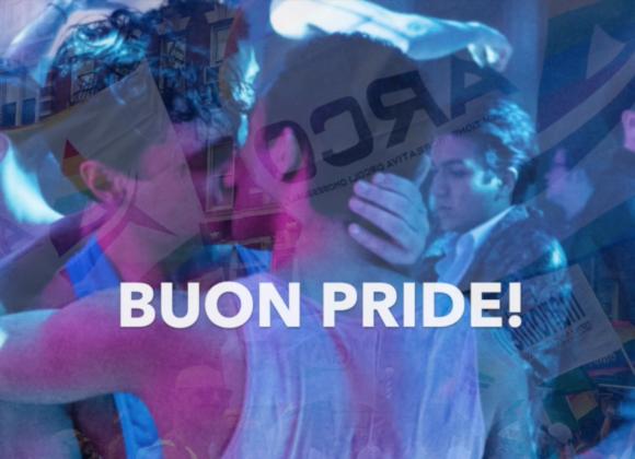 Pride 2020, non ci fermiamo, anche senza piazza