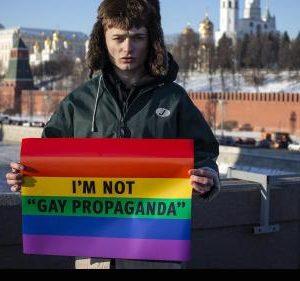 Russia, prosegue la deriva omofoba di Putin