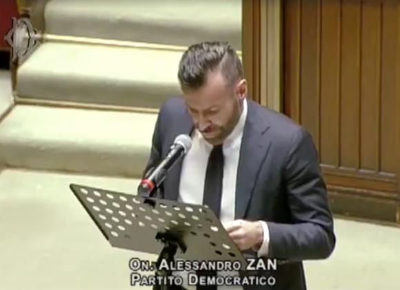 Legge Zan, inizia l'iter alla Camera
