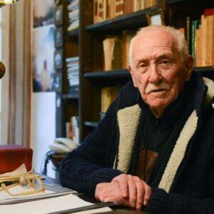 """Ci lascia il poeta Gian Piero Bona, autore de """"Il soldato nudo"""""""